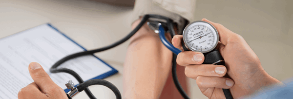Keeping an optimal blood pressure for long term health